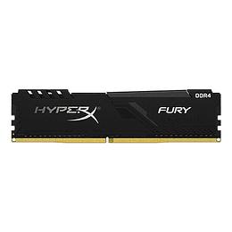 HyperX RAM 8GB 3466MHz DDR4 DIMM FURY BLACK