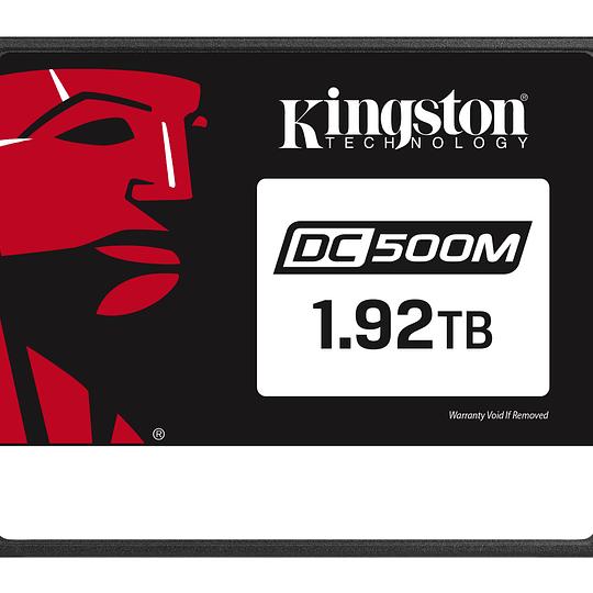 Kingston Disco SSD DC500R 3840 GB Data Center