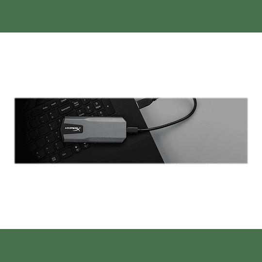 HyperX SSD 960GB Externo EXO Savage Windows/Mac/PS4/Xbox One