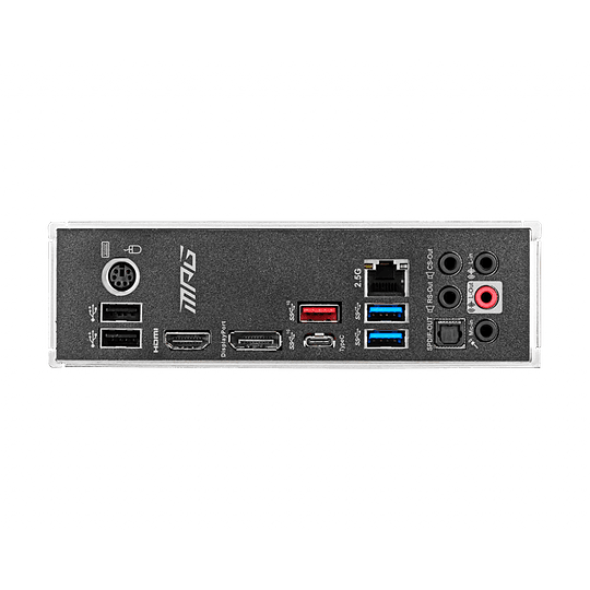 MSI Placa base MPG Z490 GAMING PLUS LGA1200 10ma Gen