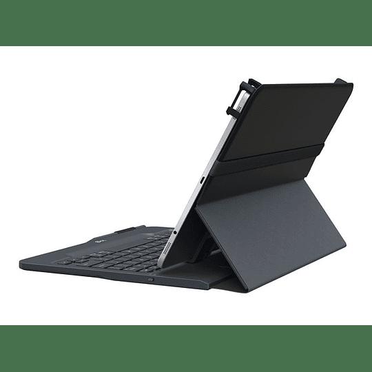 Logitech Funda universal c/teclado integrado bluetooth 9-10