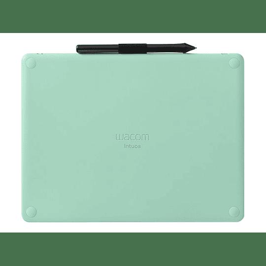 Wacom  Tableta grafica Intuos Creative Pen Digitalizador mediano - 21,6 x 13,5 cm - electromagnético - 4 botones - inalámbrico