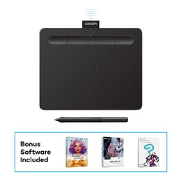 Wacom Tableta Grafica Intuos Creative Pen Pequeño Digitalizador