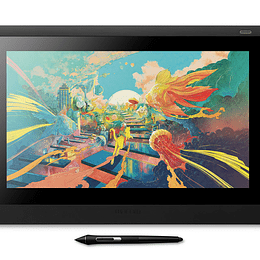 Waccom tableta grafica  Cintiq 16 Creative Pen Display color negro