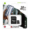 Kingston 128GB microSDHC CL10 UHS-I Canvas Select Plus