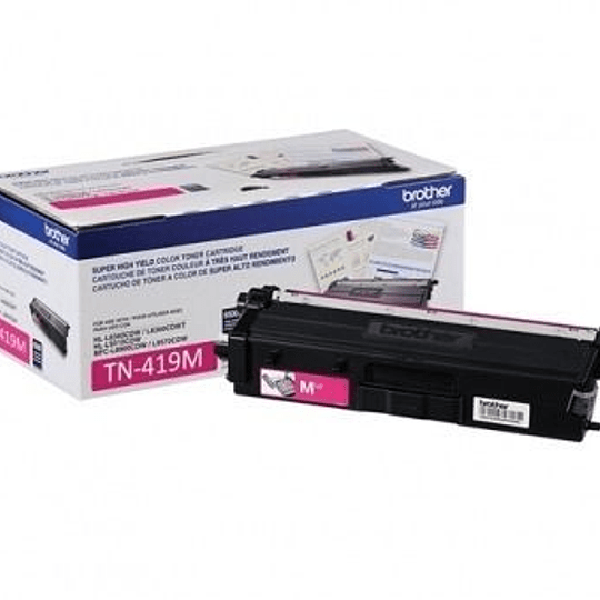 BROTHER TONER TN-419M PARA 9000 PAG