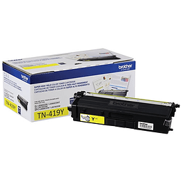 BROTHER TONER TN-419Y PARA 9000 PAG
