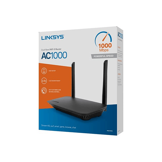 Linksys  Router E5350 Wieless  AC1000