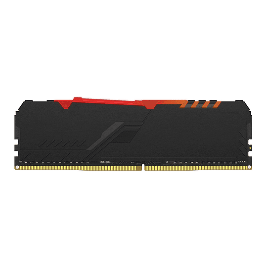 HyperX 16GB 2666MHz DDR4 DIMM FURY RGB