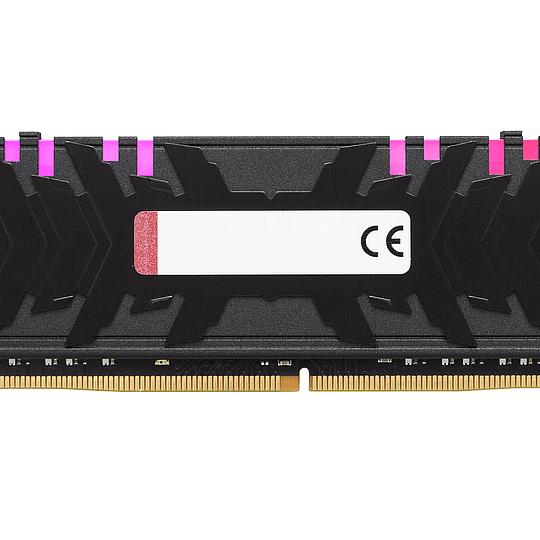 HyperX 32GB 3200MHz DDR4 DIMM Predator RGB