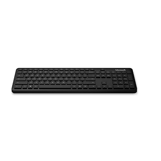 Microsoft TECLADO NEGRO BLUETOOTH PARA WINDOWS Y OFFICE 365