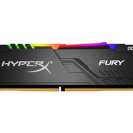HyperX 8GB 3600MHz DDR4 DIMM FURY RGB