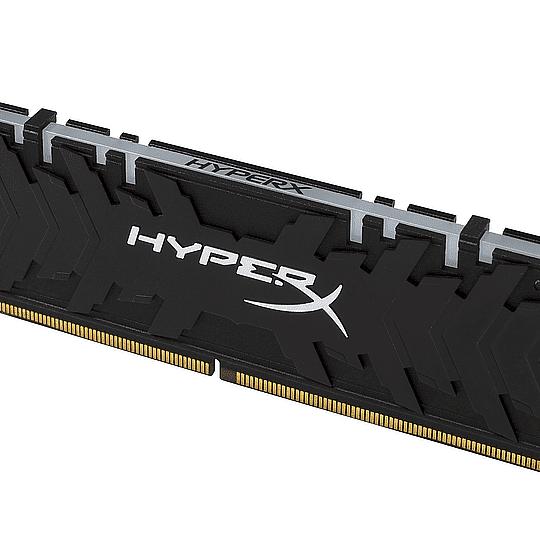 HyperX 32GB 3000MHz DDR4 DIMM Predator RGB
