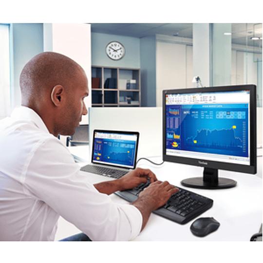 ViewSonic Monitor VA708A 17 LED