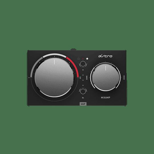 Logitech audifonos gamer A40TR+ mixAmp