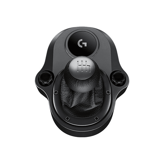 Logitech Palanca de Cambios G Driving Force 6 velocidades para G29 y G920