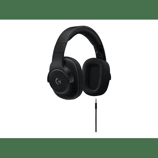 Logitech G433 Auriculares para juegos con cable 7.1 Surround  USB negro
