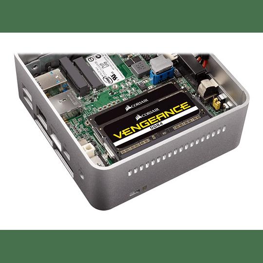 Corsair Memoria RAM Vengeance DDR4  8 GB 2666 MHz