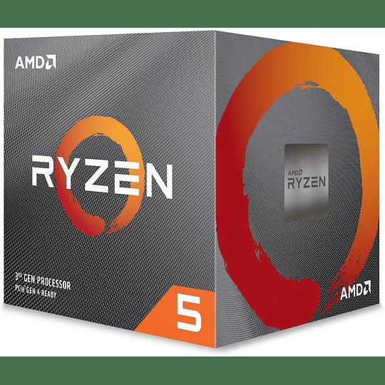 AMD PROCESADOR RYZEN 5 2600 3.9GHZ 16 MB 6CORE
