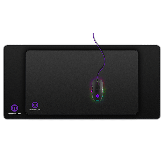 Primus Gaming Mouse Pad Arena XL black 650x 370 x 4mm