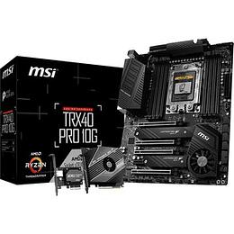 MSI Placa madre TRX40 PRO 10G