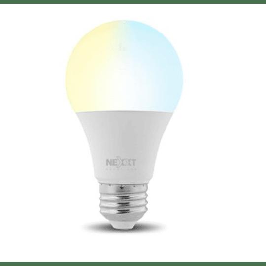 Nexxt Home Ampolleta Inteligente Blanca Calida 3 unidades
