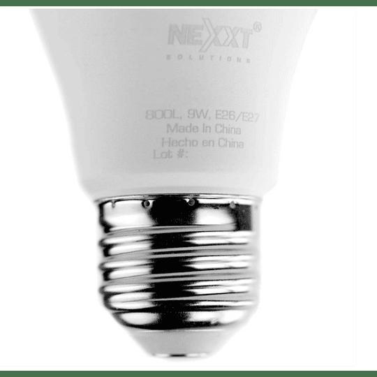 Nexxt Home ampolleta inteligente 2 unidades blanca-calida