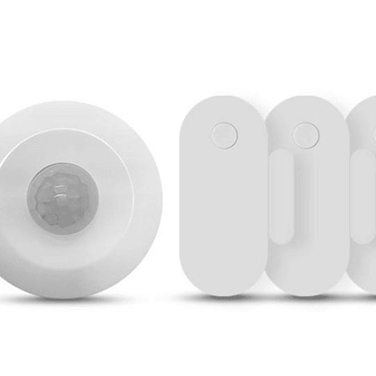 Nexxt Home kit de sensores inteligentes 1/movimiento 3/apertura