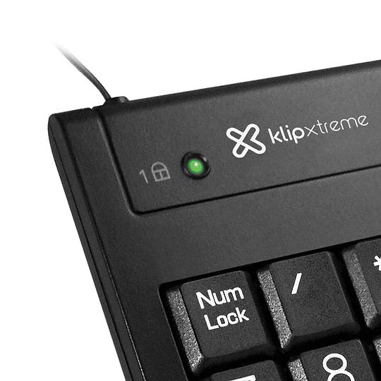 KlipXtreme Teclado Numérico USB