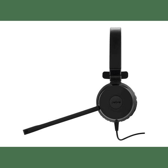 Jabra Evolve 20 UC Auriculares Mono Aural