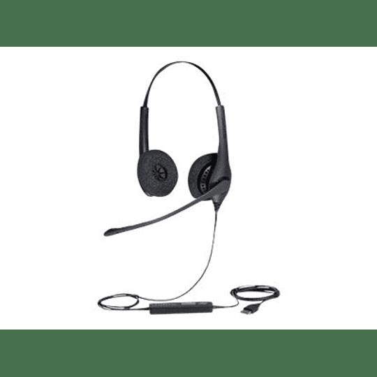 Jabra BIZ 1500 auricular USB  con cancelación de ruido