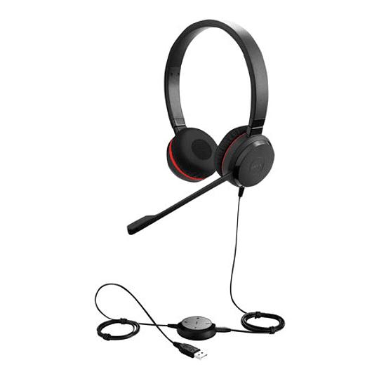 Jabra headset evolve 30 II UC