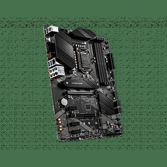 MSI placa madre Z490-A PRO LGA1200 10ma Gen