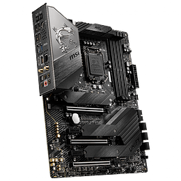MSI Placa madre MEG Z490 UNIFY LGA1200 10ma Gen