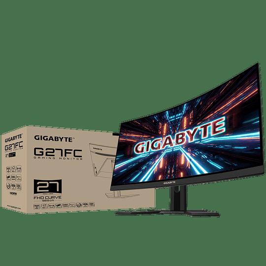 Gigabyte Monitor Gamer Curvo 27