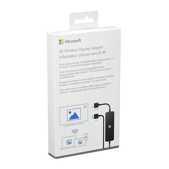 Microsoft adaptador de pantalla inalambrico 4K