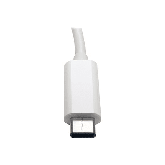 Tripp-lite Adaptador USB 3.1 Type-C a Ethernet 10/100/1000 Blanco