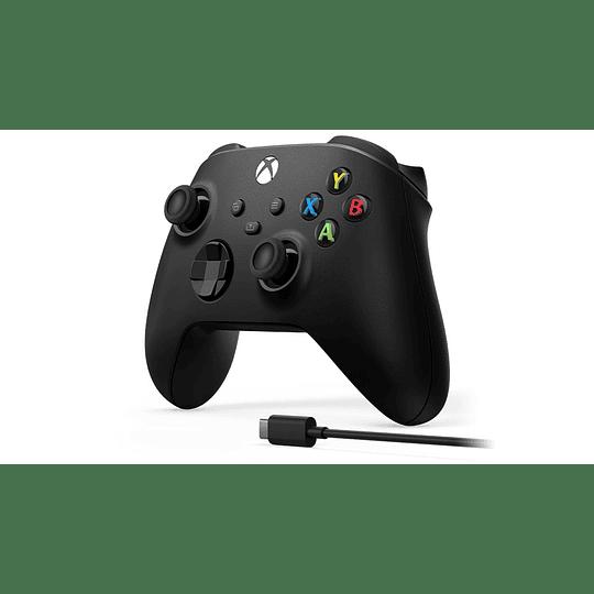 Microsoft control xbox Inalambrico + cable USB-C