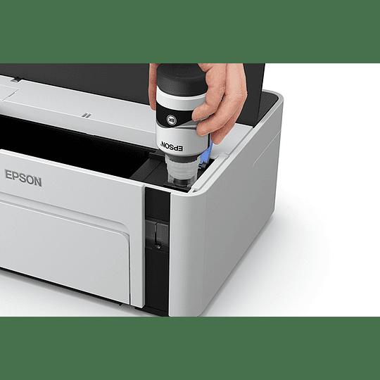 Epson Impresora Blanco y Negro EcoTank M1120
