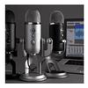 Logitech Blue Yeti Micrófono Digital USB, Mac/PC Silver