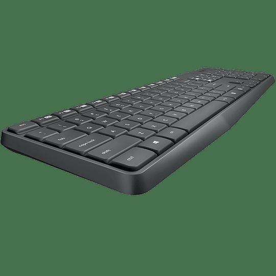 Logitech MK235  Kit Teclado Mouse inalambrico