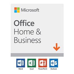 Microsoft Office Hogar y Empresas 2019 Perpetuo