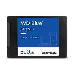 Western Digital Blue Disk SSD 500 GB
