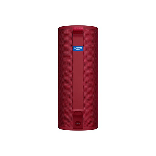 Logitech Parlante Bluetooth UE Boom 3 Sonido 360 Rojo