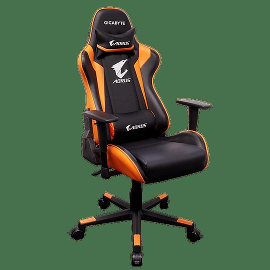 Aorus Gaming Chair Black/Orange