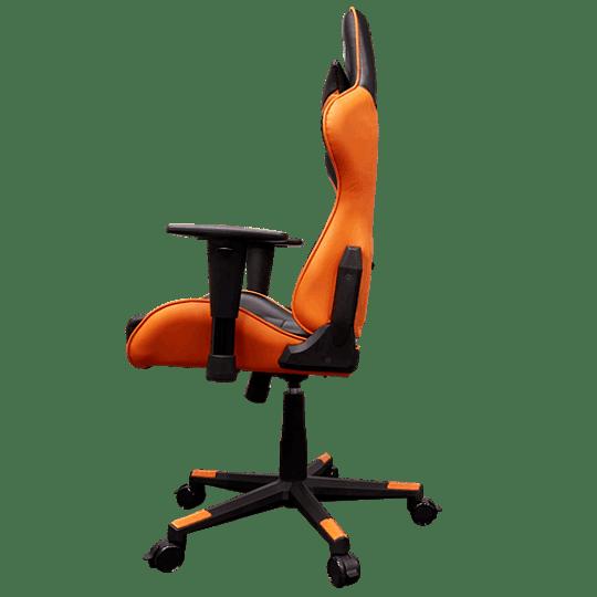 Aorus Silla Gamer Negro/Naranja