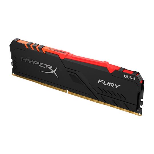 HyperX 8GB 3733MHz DDR4 DIMM FURY RGB