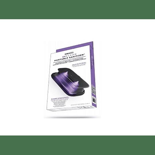 Homedics Desinfectante de Teléfonos Portátil