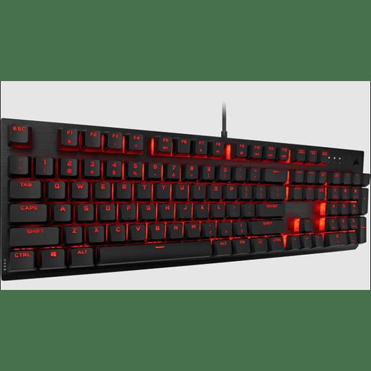 Corsair K60 PRO Mechanical Gaming Keyboard Red LED CHERRY
