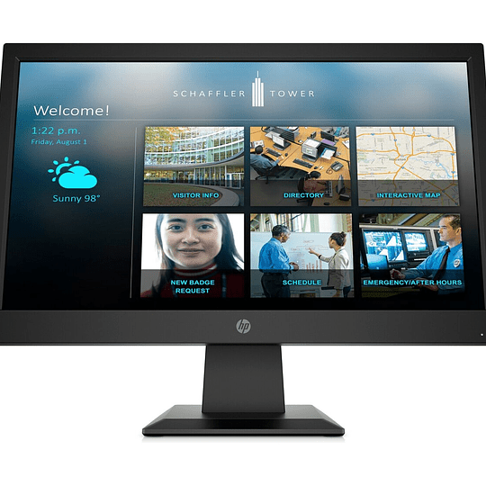 HP Monitor P19b G4